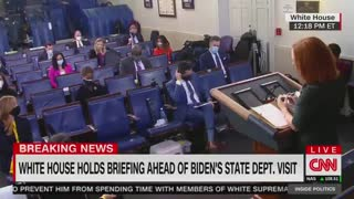 Press Sec Attacks Reporter For Asking If Biden Would Side With Students Or Teacher Unions