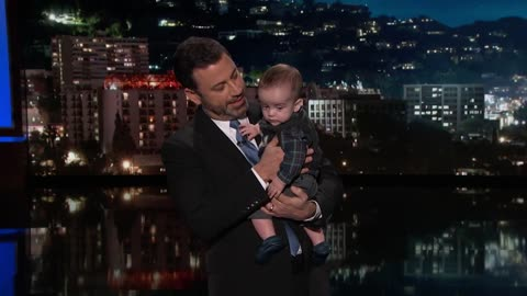 Jimmy Kimmel Brings Son Onto Show to Bash GOP on Healthcare — Leaves Out This Important Fact