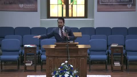 The Lord's Table & The Church   Pastor Leo Mejia