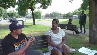 Raeona Coleman Part 2 - Her Message To The Black Community In This Time Of Unrest