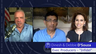 "Dinesh And Debbie D'Souza on their Movie ""Infidel"""