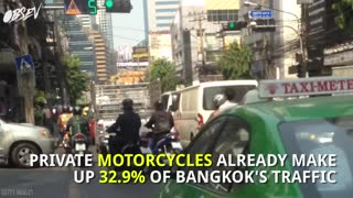 Uber Moto In Thailand...Good or Bad Idea? - Video