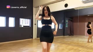 Dancing I Belly dancing cute girl I try and enjoy this dance