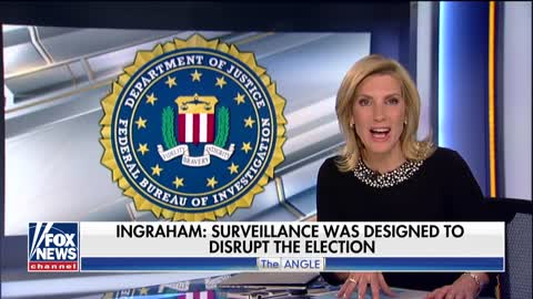 Ingraham Says Memo Shows 'Real' Collusion and Points Directly at Obama DOJ and Clinton Campaign