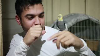 Beatboxing with My Bird - Video