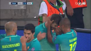 VIDEO: Pique goal vs Borussia - Video