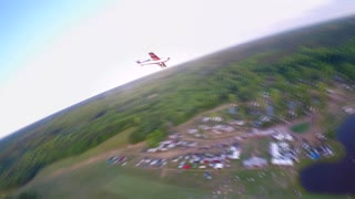 FPV Meets Giant Scale 3D Joe Nall 2016 - Video