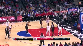 Gerald Henderson Mocks DeAndre Jordan at the Line, Misses Foul Shot - Video
