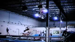 STILL RINGS EPIC FAIL - Gymnastics Crash - Sports Entertainment Funny - Video
