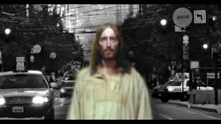 Can you find JESUS 5 times in this picture? - Video