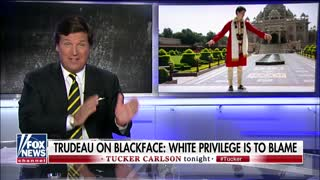 Tucker Carlson calls out Trudeaus bogus apology for 'blackface.'