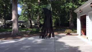 Drone Ghost. Happy Halloween! - Video