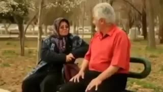 Why Elderly Couples argue - Funny - Video