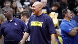Michael Jordan DESTROYS LaVar Ball in a (Video) Game of 1-on-1