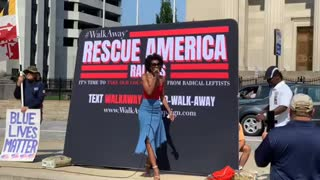 WalkAway Rescue America Rally, Baltimore MD