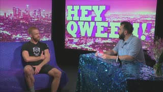 Christopher Daniels on Hey Qween! With Jonny McGovern - Video