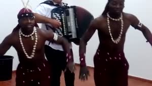 Music and dance unites separate cultures - Video