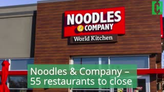 10 restaurants that closed locations in 2017 - Video