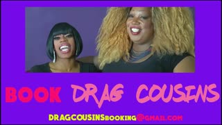 Drag Cousins: Old School: with RuPaul's Drag Race Star Jasmine Masters & Lady Red Couture: Episode - Video