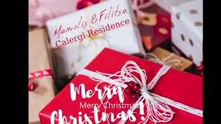 MERRY CHRISTMAS - calergi residence
