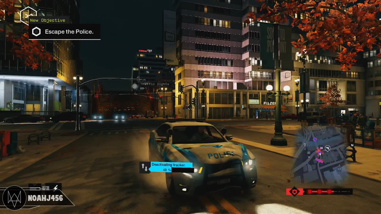 Watch Dogs: How to lose the cops - Video