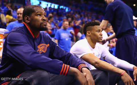 Russell Westbrook Not Motivated By Steph Curry or LeBron James