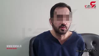 Interview with a man who killed his wife and daughter - Video