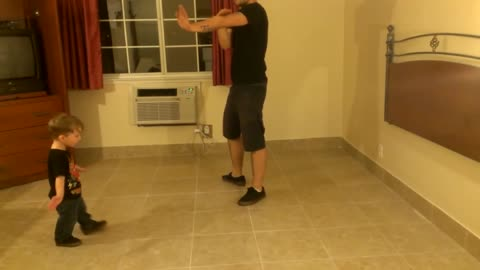 2-year-old's dubstep dance moves are a must-watch