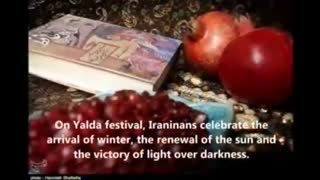 Yalda Night song by Ali Molaei - Video