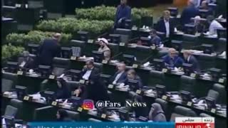 Iran's member of parliament funny speech