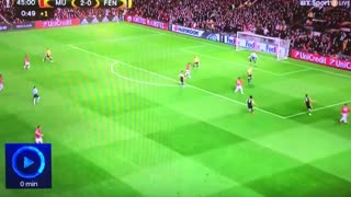 Paul Pogba world class rocket goal vs Fenerbahce - Video
