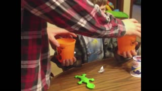 Cute brothers get pranked by parents - Video