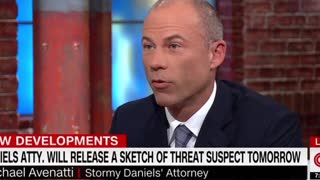 Stormy's Lawyer Says She Will Release Composite Sketch Of Man Who Threatened Her - Video