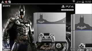BATMAN ARKHAM KNIGHT PS4 BUNDLE| LIMITED EDITION - Video