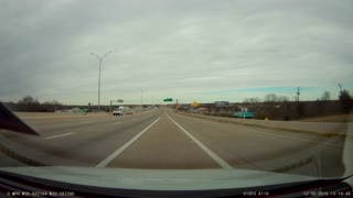Car Loses Control and is Hit by a Semi-Truck - Video