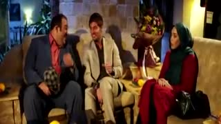 A funny video clip from Mehran Ghafourian - Video