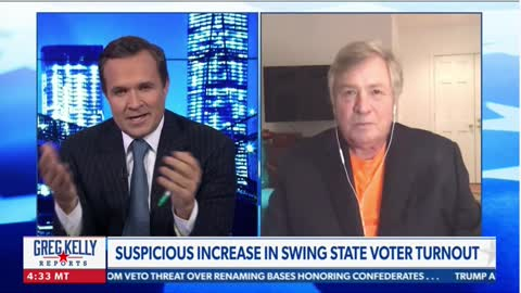 Dick Morris Uses Simple Math To Prove Election Fraud