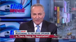 Schumer in 2013 - Video