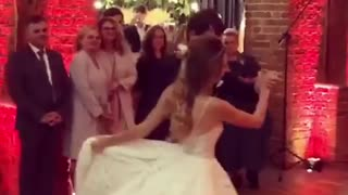 Epic wedding party dance - Video