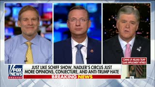Doug Collins says all Democrats have is hatred for Trump