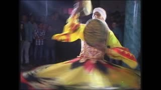 Amazing tanoura dance with voice effection