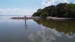 360° Drone Video - Lake Carlyle