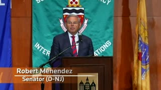 Senator Menendez defies Obama on Iran nuclear deal - Video