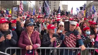 Trump Supporters show what REAL Americans look like!!