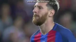 VIDEO: Lionel Messi horrible injury Vs Atletico Madrid - Video
