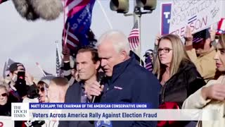 Voters Across America Rally Against Election Fraud Epoch News China Insider