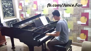 Am Tham Ben Em - M-TP - Piano Cover by Cao Sơn - Video