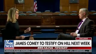 Trey Gowdy rips into James Comey Part 1