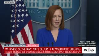 Psaki On Governor Andrew Cuomo
