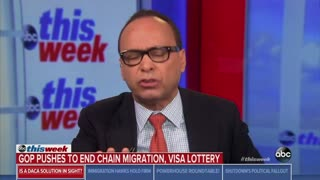 Rep. Gutierrez: Republicans Want to 'End Legal Immigration' to the U.S. - Video